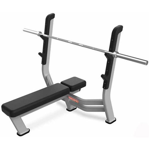 STAR TRAC OLYMPIC FLAT BENCH