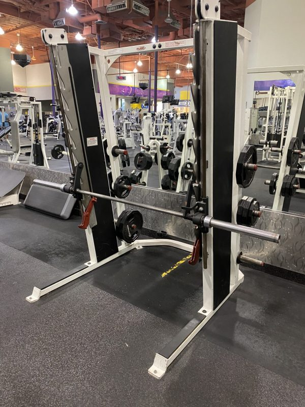 FLEX FITNESS SMITH MACHINE