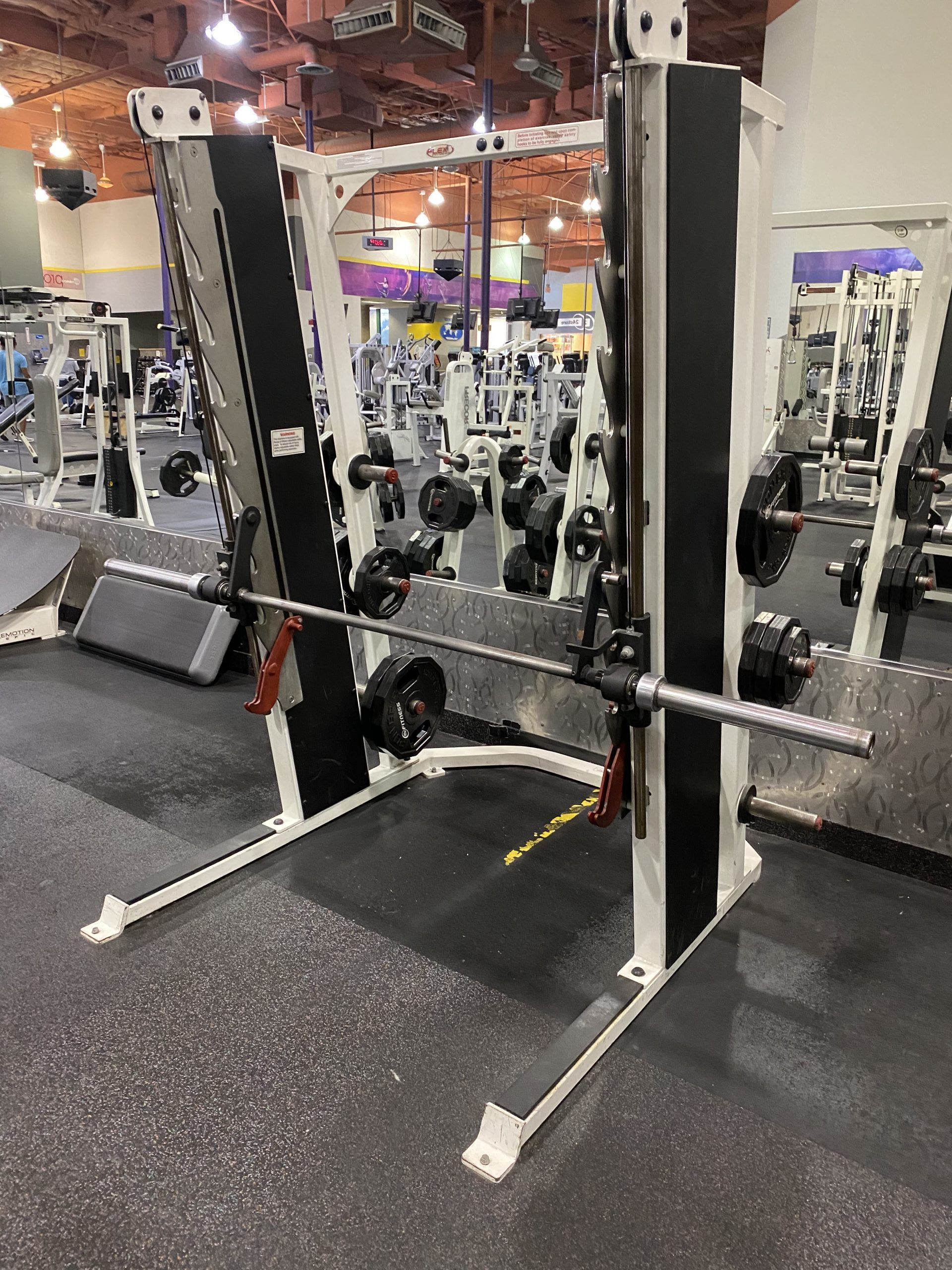 Flex Fitness Smith Machine | Gym Bro Fitness