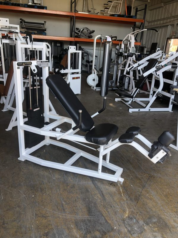 flex fitness abductor