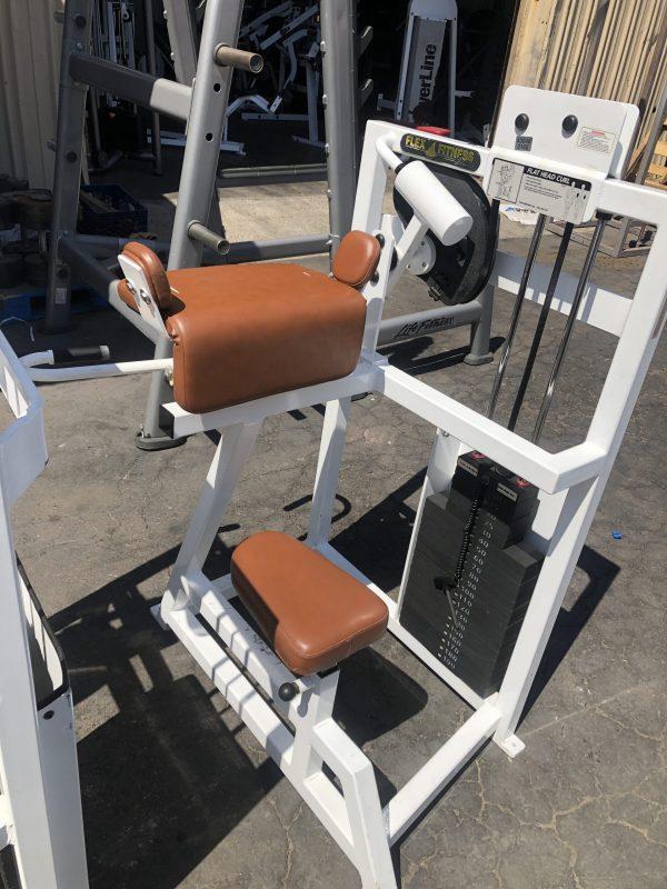 flex fitness bicep machine