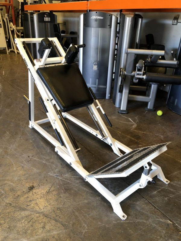 body masters hack squat