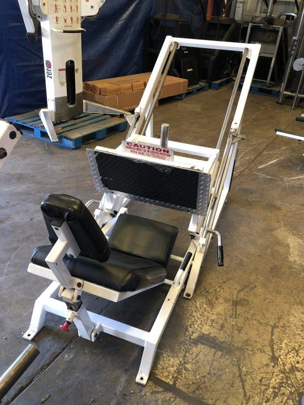 body masters leg press