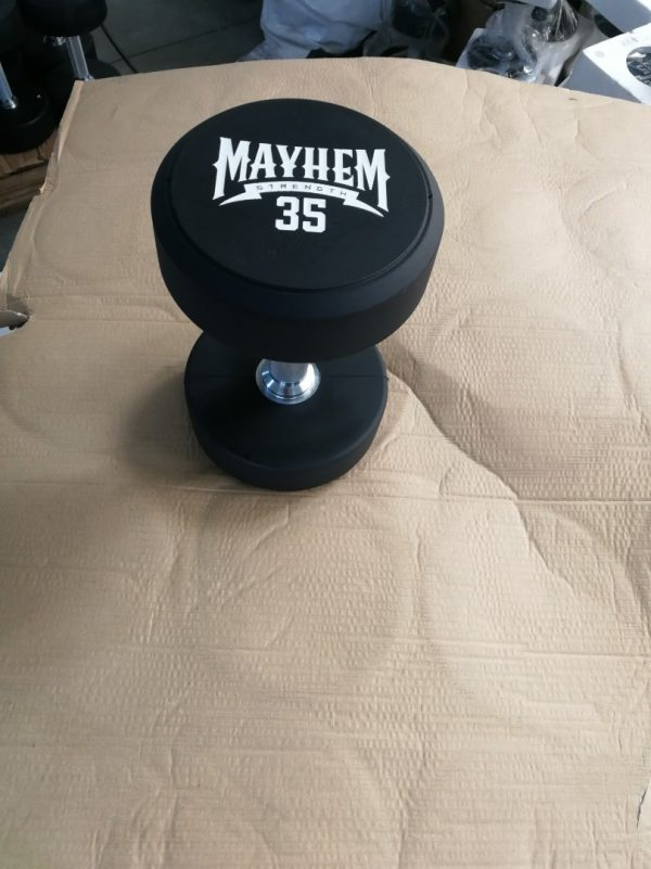urethane dumbbell