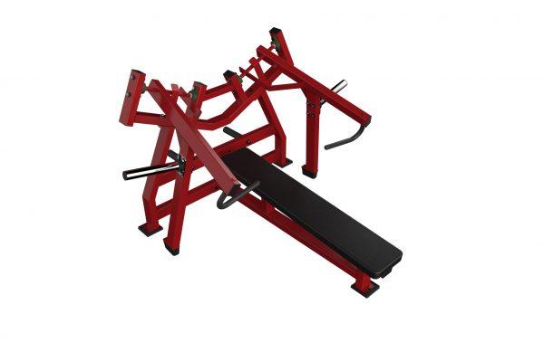 horizontal bench press