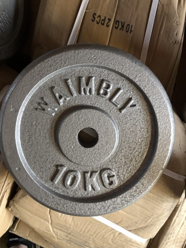 10kg standard plate