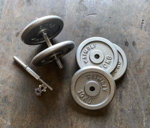 10kg plate