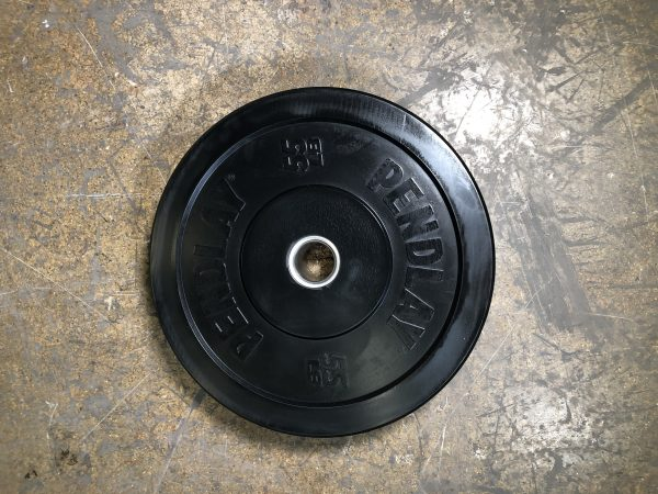 pendlay bumper plate