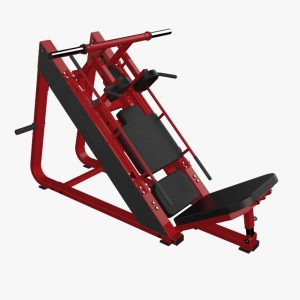 leg press/hack squat