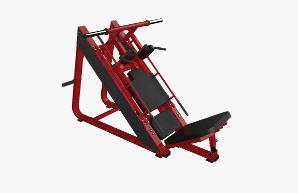 leg press/hack squat