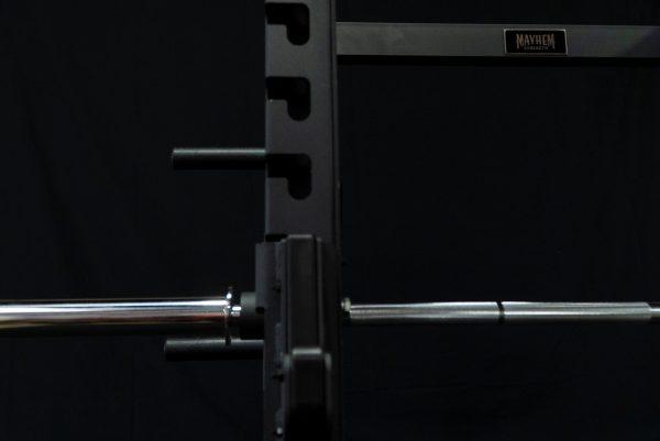 smith machine/squat rack combo