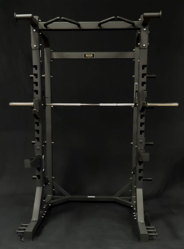 smith machine/squat rack combo